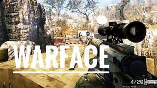 Warface - Teste em alta