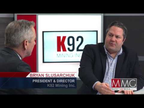 K92 Mining benefits from opportune timing and inherited infrastructure