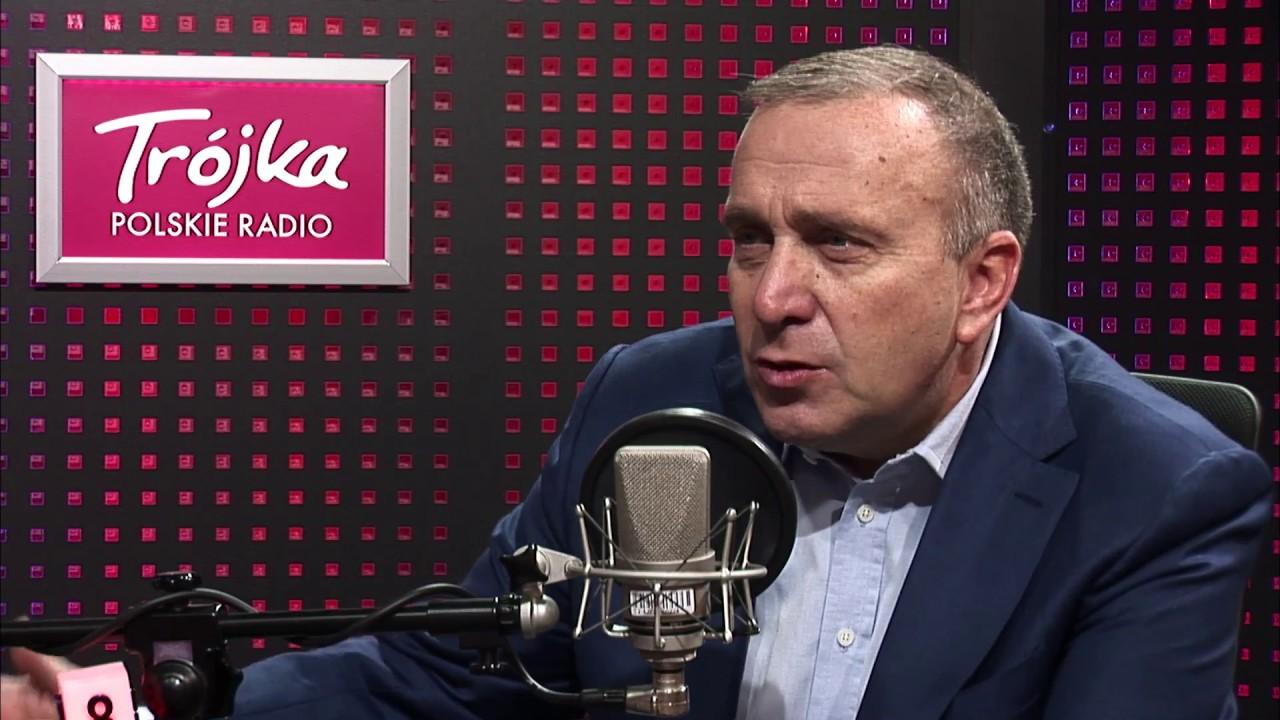 Schetyna: opozycja w Polsce musi sobie poradzić bez Donalda Tuska (Trójka)