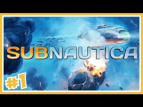 Generate Uzay Gemimiz Patladı Okyanus Dünyasına Düştük - Subnautica Türkçe - #1 Pics