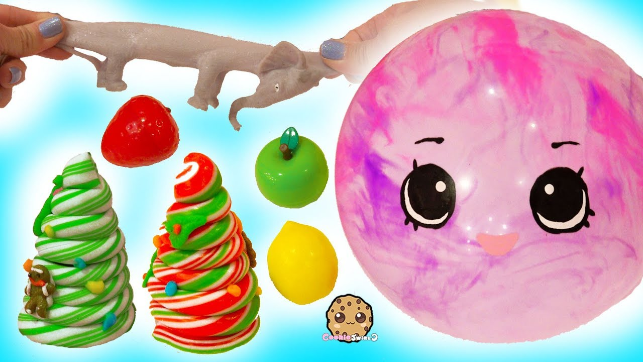 Giant Shopkins Ball Squishy Stretchy Toys