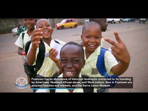 FREE TOWN IS AWESOME | SIERRA LEONE | SKY MARSHALS GHANA