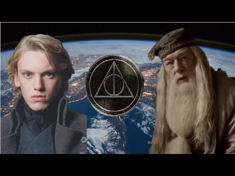 What if dumbledore and grindelwald conquered the world for Harry potter grindelwald wand