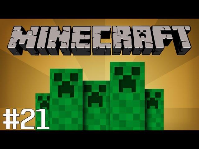 Minecraft Survival - Part 21 - More to Explore! (Domski)