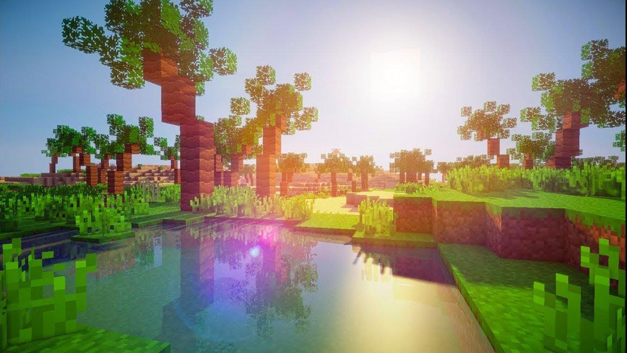 Super Duper Cute Wallpapers Minecraft 4k Trailer E3 2017 Xbox One X Youtube