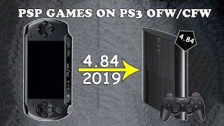 Play PSP Games on PS3 - Install PSP Game ISO on OFW Han Jailbreak