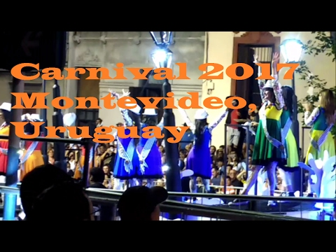 Carnival Montevideo 10 Feb 2017   | Uruguay Art Culture