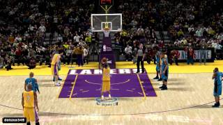 NBA 2K10 Gameplay (PC HD)