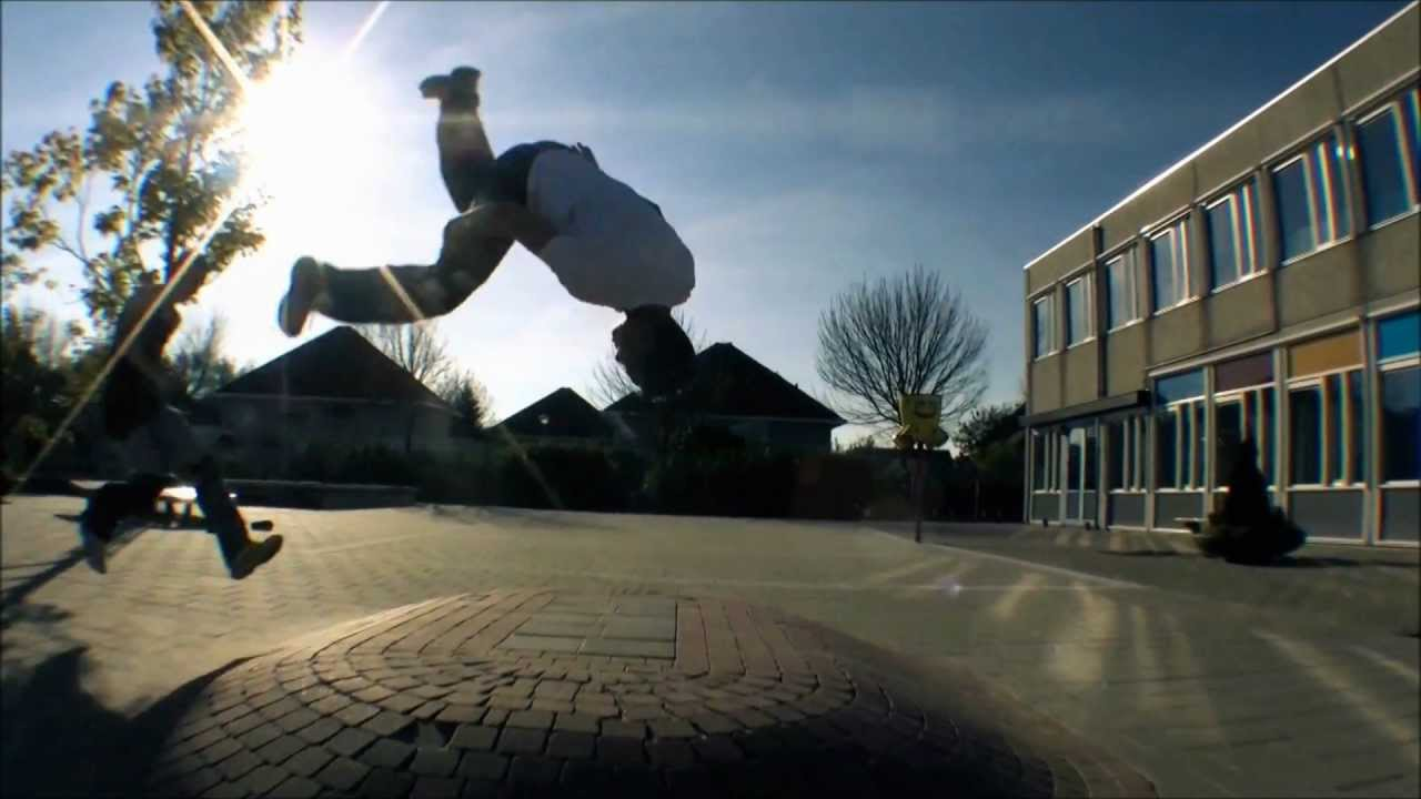 5 Cool Freerunning Parkour Video S Youtube