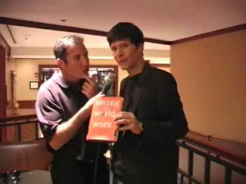 Tim Sanders Interview Chicago at Hotel Intercontinental Chicago