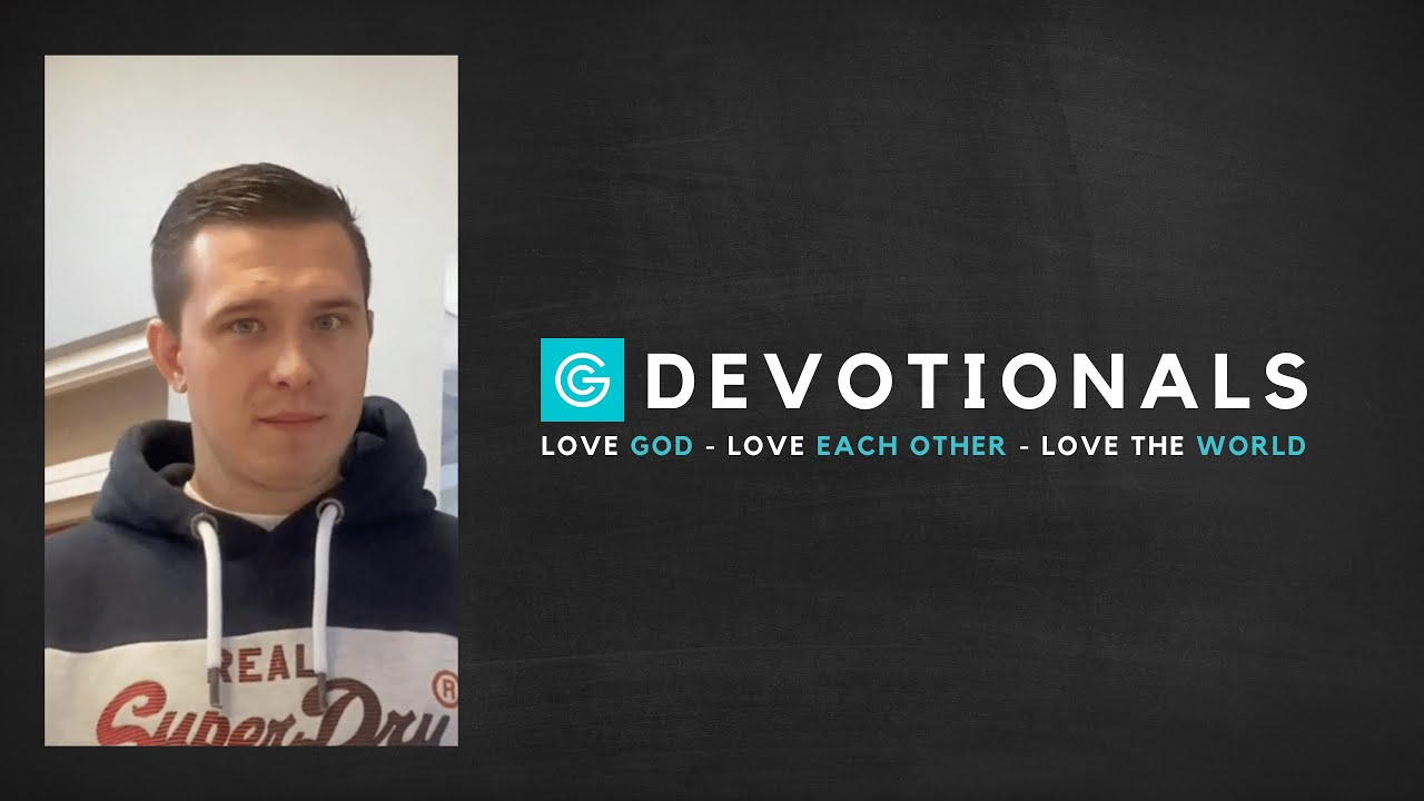Devotional - Mark 12 with Sam