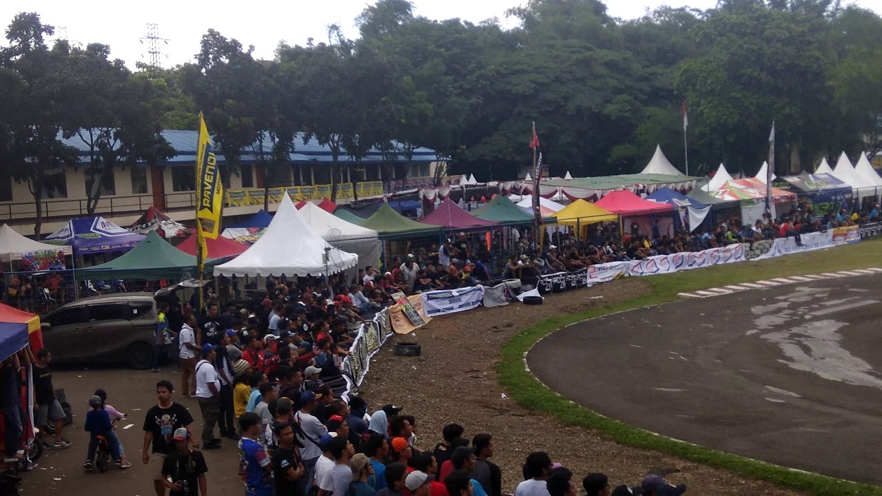 Circuit Sentul : Road race karting circuit sentul youtube