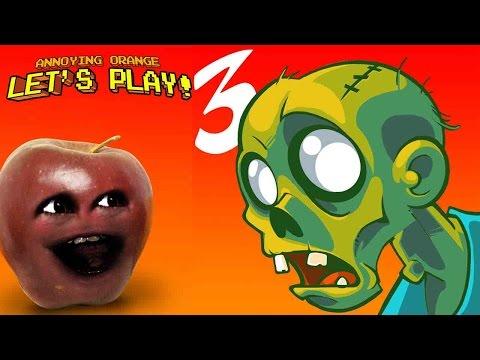 Midget Apple Plays - Stupid Zombies 3
