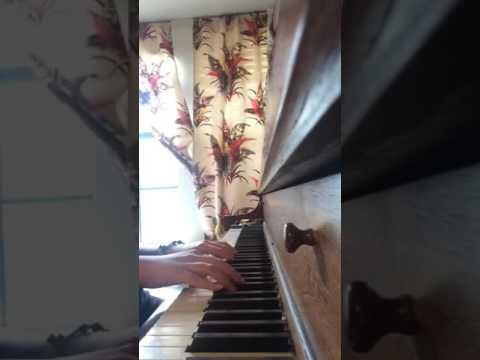 Abandoned Funhouse Piano part
