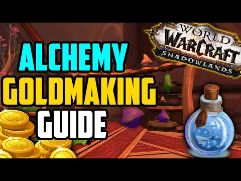 How to Make Gold with Alchemy – Shadowlands Professions Goldmaking