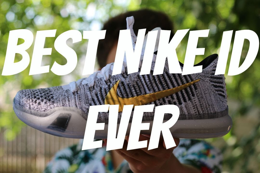 best of nike id