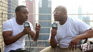 "Tyrin Turner Talks Tupac; His Role in ""Menace II Society"""