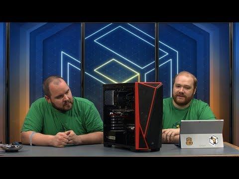 Can The Fractal Design Define Mini C Ti Build