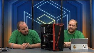 Corsair Carbide SPEC-04 / Entry Level Gaming Build (Livestream Archive)
