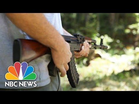 The Truth About Guns And Gun Control   Debunker   NBC News