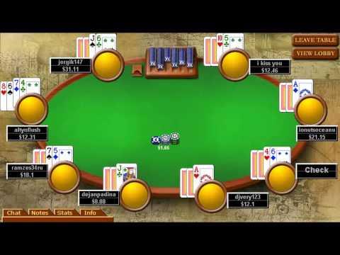 Анализ игры 7 Card Stud Hi $0.5_$1 FL на PokerStars