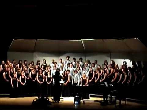 Famine Song - MHS Concert Choir - 2008