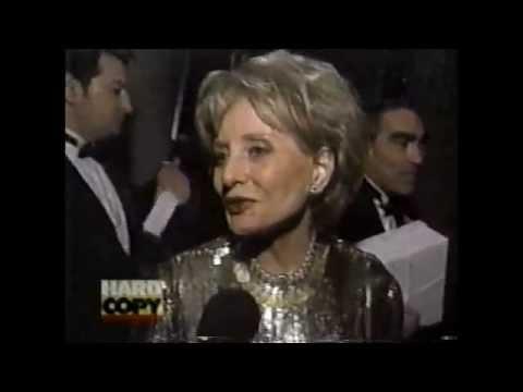 Hard Copy Segment on Princess Diana at Met Gala in 1996