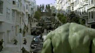 The Hulk (2003) - Theatrical Trailer