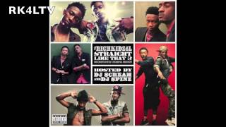 Rich Kidz - In Da Car - Prod. By RK London - STRAIGHT LIKE THAT 3 #CCM