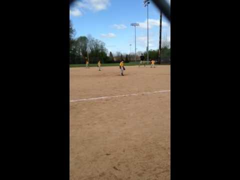 Kyle's Baseball Ballet