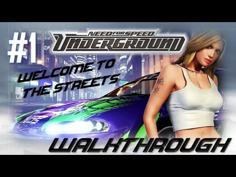 Need for Speed Underground скачать полную версию