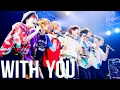 Fudanjuku (風男塾) / with you / (Music video)