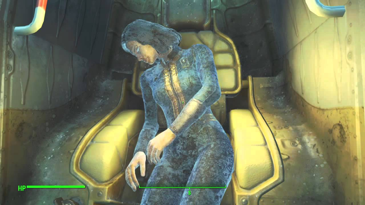 Fallout 4 Wedding Ring.Fallout 4 Getting My Wife S Wedding Ring After Leaving Vault 111