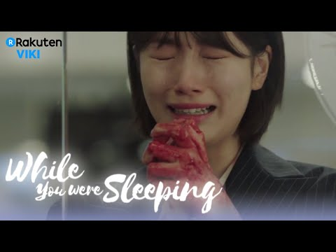 While You Were Sleeping - EP10 | Lee Jong Suk Gets Hurt [Eng Sub]