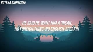 Nightcore Bia ft. Ariana Grande - Esta Noche Lyrics