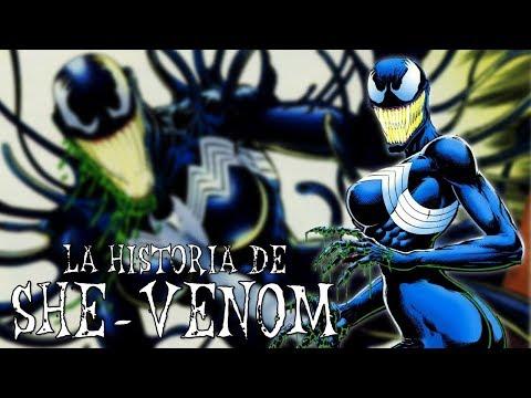 Enciclopedia Spidey | She-Venom