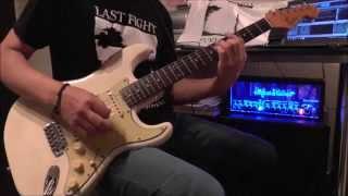 THE MODSの「激しい雨が」をヴィンテージギターで弾いてみました! thumbnail