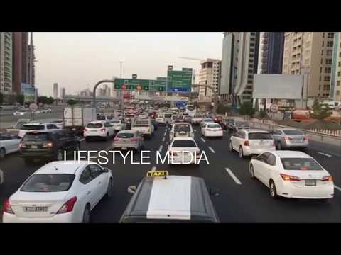 Dubai Sharjah Traffic