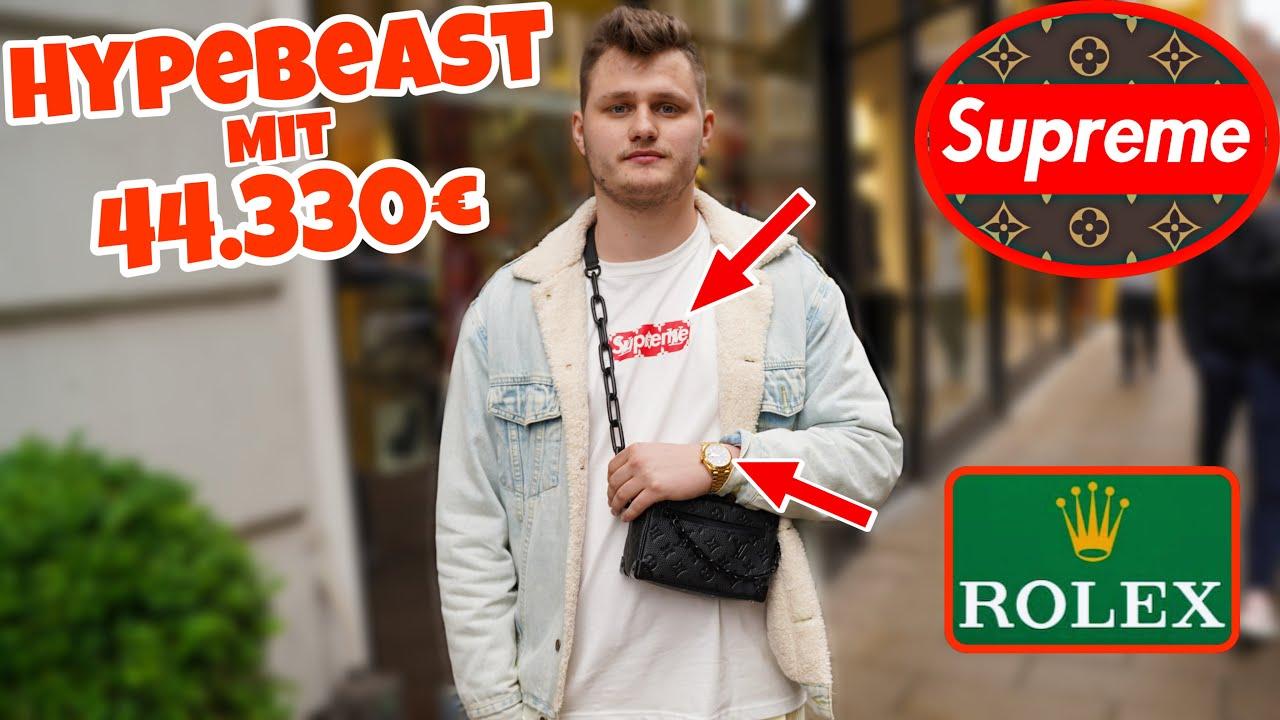 Wie viel ist dein Outfit wert ? 44.330€ Hypebeast 🔥| Lion