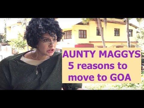 Reasons to move to Goa, Mumbai Vs Goa in 'Maggy goes Go-ahhh'