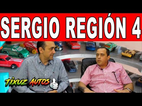 Sergio Region 4 | Tixuz Autos.