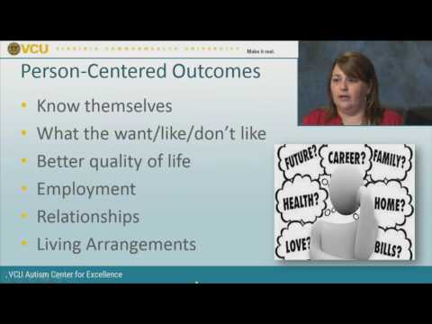 Looking Towards the Future: Using Person-Centered Planning Tools from Pre-K through Adulthood