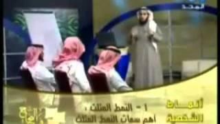 أنماط الشخصية للأستاذ ياسر الحزيمي 1-3