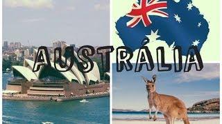 Perguntas sobre a Austrália com Roberto e Sandra ✈