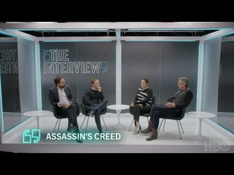Interview With the Cast of Assassin's Creed