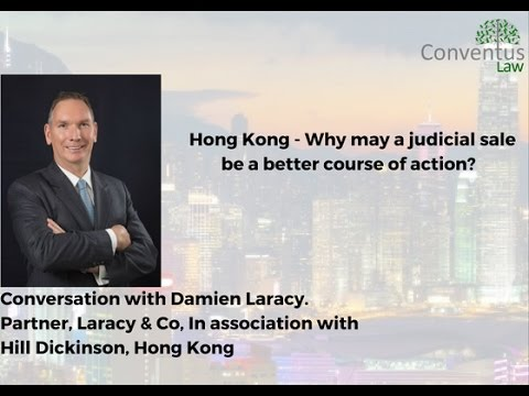 Hong Kong - Why may a judicial sale be a better course of action?