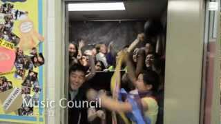 [OFFICIAL] 2011-2012 E.C.S.S. Emily Carr Secondary School Music Department LipDub - Move Along in HD