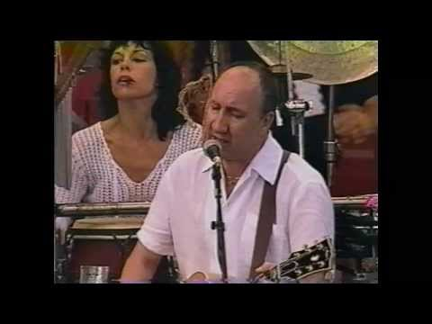 Pete Townshend   Live in Bethel NY 1998 Part 1 of 2