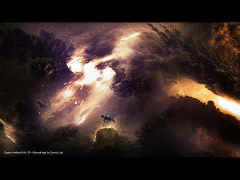 Space Ambient Mix 30 - Atmostrings by Sonus Lab