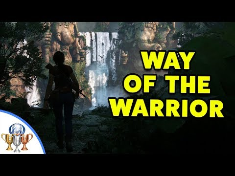 Uncharted The Lost Legacy - THE WAY OF THE WARRIOR Trophy guide